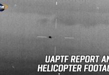 UAPTF Report and Helicopter Footage