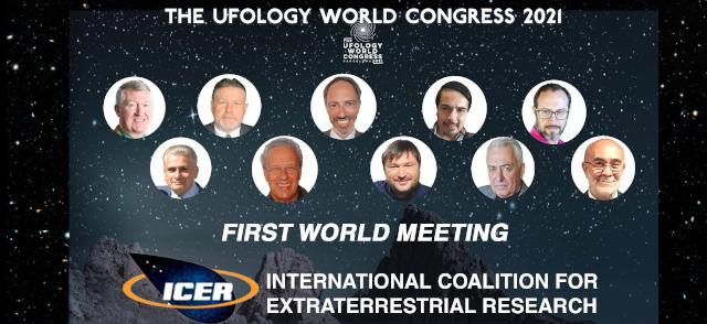 ICER at the Ufology World Congress 2021